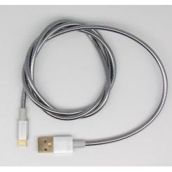 کابل تبديل USB به microUSB تسکو مدل TC 62 طول 1 متر - نقره ای