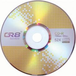 پک 50 عددی CD GR8