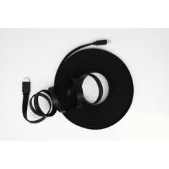 کابل HDMI فلت 20 متر تسکو 4K مدل TC79