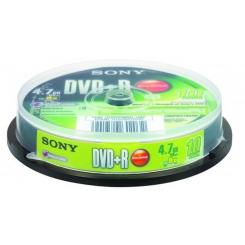 پک 10 عددی DVD سونی 10DPR47 گرید A+