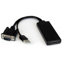 مبدل VGA به HDMI + AUDIO