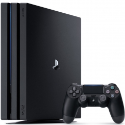 کنسول بازي سوني مدل Playstation 4 Pro کد CUH-7016B ريجن 2 - ظرفيت 1 ترابايت