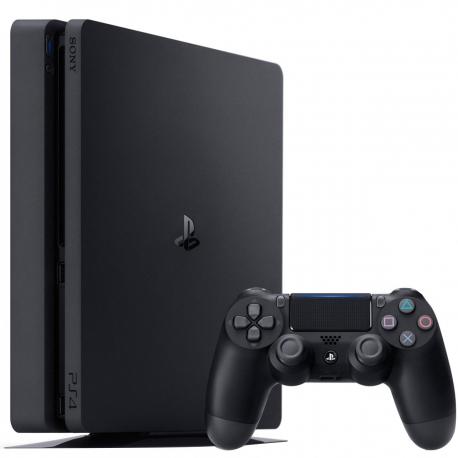 کنسول بازي سوني مدل Playstation 4 Slim کد CUH-2016A ريجن 2 - ظرفيت 1 ترابایت