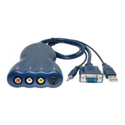 تبدیل PC به TV همراه با صدا lenkeng مدل LKV3000