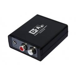 مبدل دیجیتال به آنالوگ برند Lenkeng مدل LKV3088