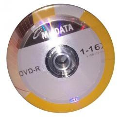 دی وی دی خام مستر دیتا MR.DATA پک 50 عددی