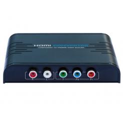 مبدل Component Video به HDMI برند lenkeng مدل LKV356