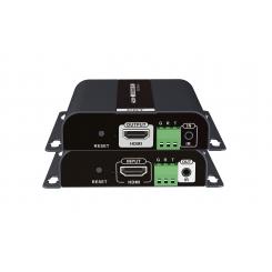 اکستندر / افزایش HDMI با تکنولوژی HDbitT برند Lenkeng مدل LKV383N