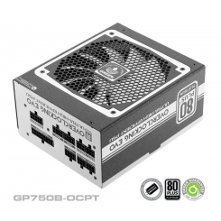 Green GP750B-OCPT Overclocking Evo 80 Plus Platinum Power Supply