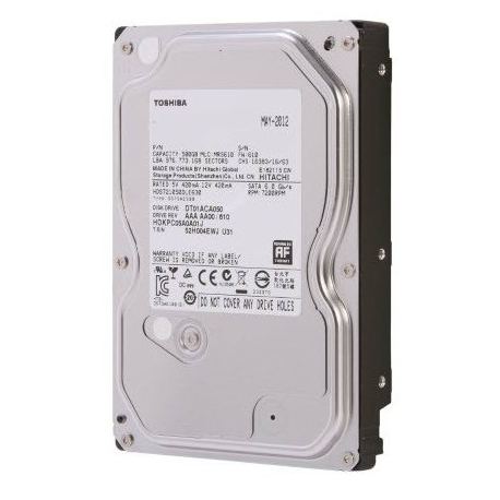 Toshiba 1TB 7200Rpm 32MB Internal Hard Drive