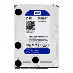 Western Digital Blue 2TB Internal Hard Drive