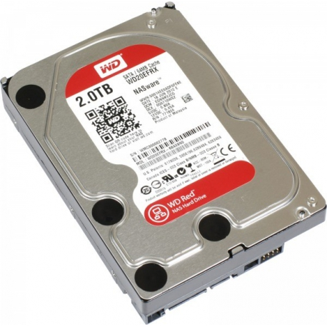 Western Digital Red 2TB Internal Hard Drive