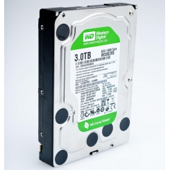 Western Digital Green 3TB Internal Hard Drive