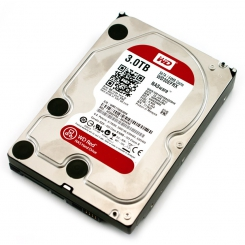 Western Digital Red 3TB Internal Hard Drive