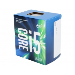Intel Core i5-7400 Kaby Lake Dual-Core 3.50 GHz LGA 1151