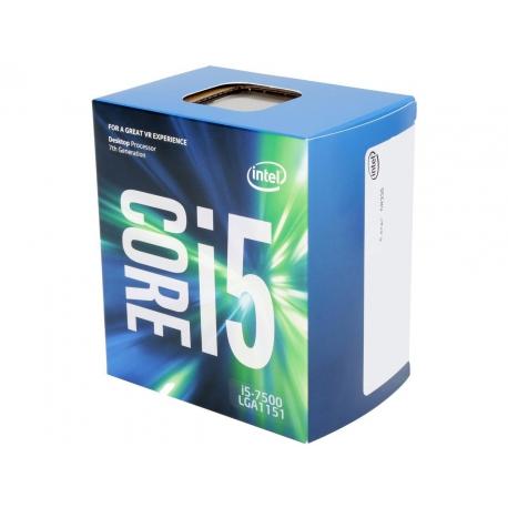 Intel Core i5-7400 Kaby Lake Dual-Core 3.50 GHz LGA 1151