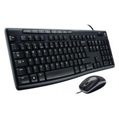 Logitech MK200 Keyboard+Mouse