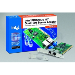 Intel PRO-1000 MT Dual Port (8492mt)