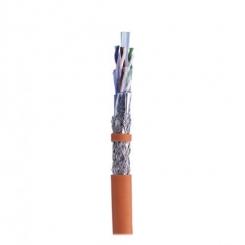 کابل شبکه حلقه ای Nexans CAT6 SFTP 500m