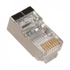 سوکت شبکه Cat6 SFTP روکش فلزی
