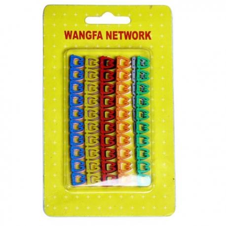 شماره دور کابل شبکه Cat6