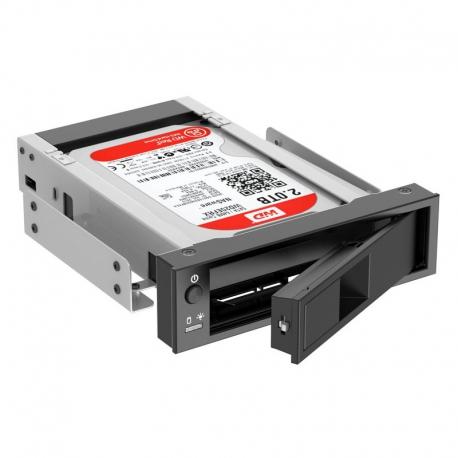رک هارد SSD و هارد 3.5 اینچ HDD Mobile Rack ORICO 1106SS
