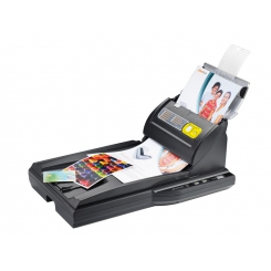 Plustek SmartOffice PL2550 Scanner A4 600 Dpi