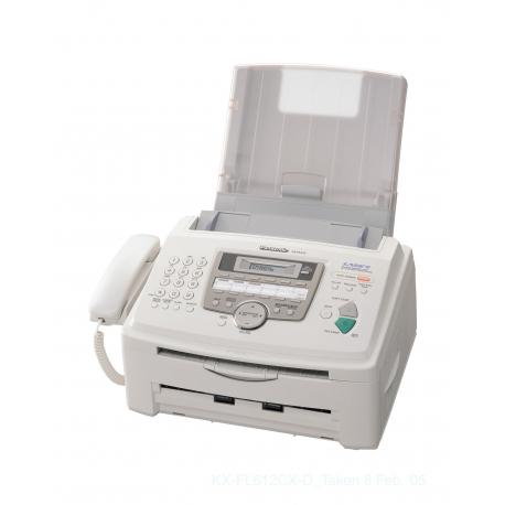 فکس لیزری پاناسونیک Panasonic KX-FL612