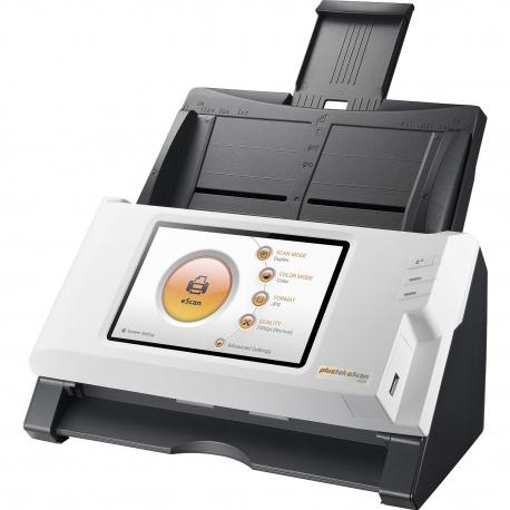 اسکنر اداری A150 حرفه ای پلاستک Plustek eScan A150 Sheet Fed Document Scanner
