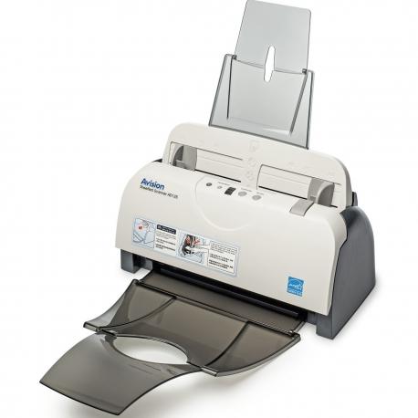 اسکنر اداری AD125 حرفه ای اسناد ای ویژن Avision AD125 Scanner 600 dpi A4