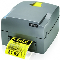 پرینتر لیبل زن BP-1100P میوا meva BP-1100P Label Printer