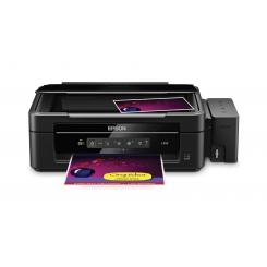 پرینتر چندکاره جوهر افشان (چاپگر) L350 اپسون Epson Multifunction Inkjet Printer L350