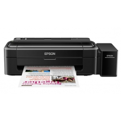پرینتر جوهر افشان رنگی L130 اپسون Epson L130 Inkjet Printer