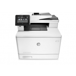 HP PageWide Pro 477fnw Multifunction Printer