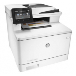 HP PageWide Pro 477fdw Multifunction Printer