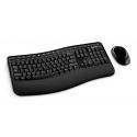 Microsoft Comfort Desktop 5000 Wireless Keyboard + Mouse