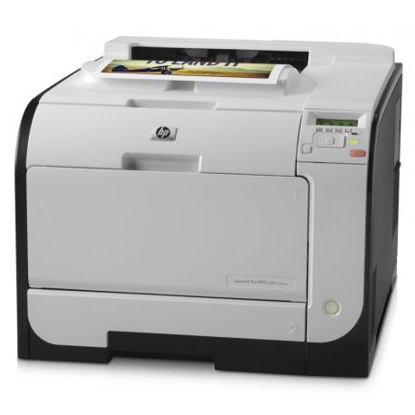 HP LaserJet color M451dn