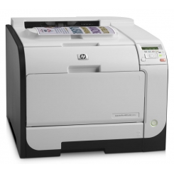 HP LaserJet color M451nw