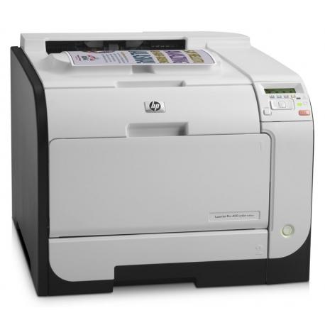 HP LaserJet color M451nw