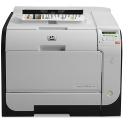 HP LaserJet color M451dw