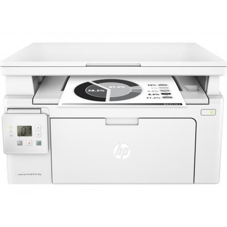پرینتر لیزری اچ پی HP M130a سیاه سفید چندکاره