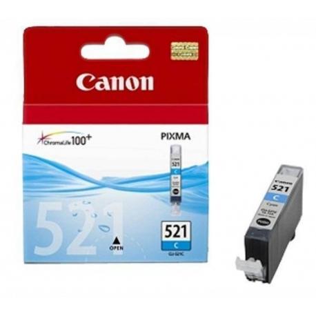 کارتریج جوهرافشان کانن مدل CANON CLI 521 C