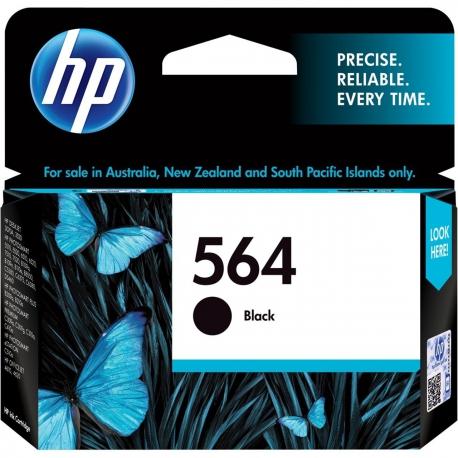 کارتریج جوهرافشان HP 564 مشکی