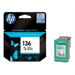 کارتریج جوهر افشان HP 136