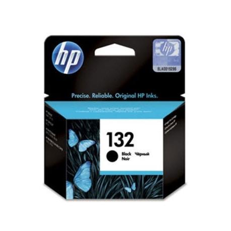 کارتریج جوهر افشان HP 132 Black