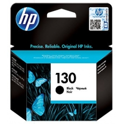کارتریج جوهر افشان HP 130 Black