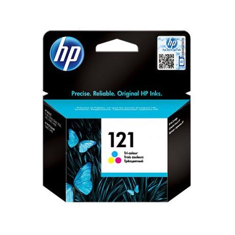 کارتریج جوهر افشان HP 121 Color