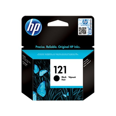 کارتریج جوهر افشان HP 121 Black
