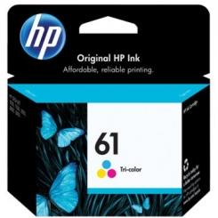 کارتریج جوهر افشان HP 61 Color