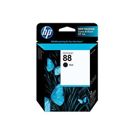 کارتریج جوهر افشان HP 88 Black